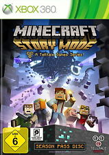 Xbox 360 Minecraft: Story Mode, Adventure, Deutsch, Gebraucht