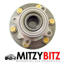 QUALITY GERMAN MADE MITSUBISHI L200 B40 2.5 DiD FRONT WHEEL BEARING HUB KIT