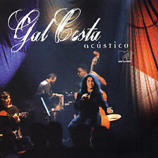 Acustico by Gal Costa CD Sealed