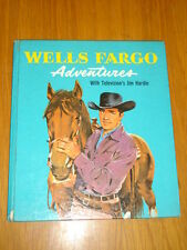 WELLS FARGO ADVENTURES BRITISH WESTERN ANNUAL 1961