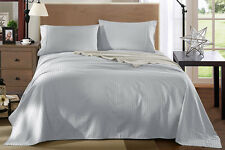 Royal Comfort Kensington 1200TC 100% Egyptian Cotton Stripe Bed Sheet Set