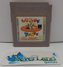 Go GB Console Gioco Game Cartuccia Nintendo Game Boy UKV SunSoft - LOONEY TUNES