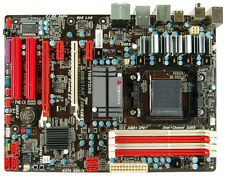 Biostar Mother board TA970XE Support Socket AMD3 DDR3 ATX Form
