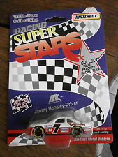 Matchbox Shooting Stars Ford Thunderbird with Bojangles decals Jimmy Hensey