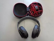 AS IS Beats Studio 2.0 Wired Over‑Ear Headphones (Black/Red)