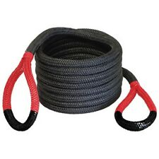 """Bubba Rope 176680RDG 7/8"""" X 30' Bubba Red Eyes Recovery Rope"""