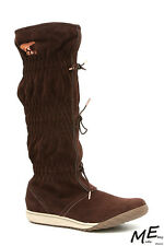 New Sorel NL1585 Firenzy Women Waterproof Suede Boots Size 7