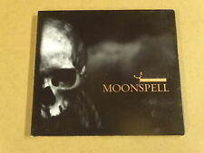 CD / MOONSPELL ‎– THE ANTIDOTE