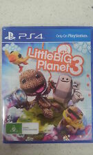 Little Big Planet 3 LittleBigPlanet 3 Sony PS4 Brand New and Sealed AUS PAL