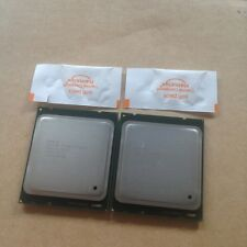 Lot of 2 INTEL XEON E5-2670 8 CORE 2.60GHz 20M 8GT/s SR0KX 115W  Processor CPU