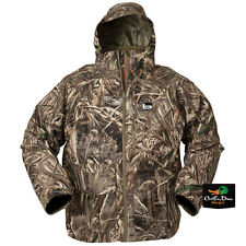BANDED GEAR SQUAW CREEK 3-N-1 PARKA DUCK HUNTING JACKET COAT MAX-5 CAMO MEDIUM