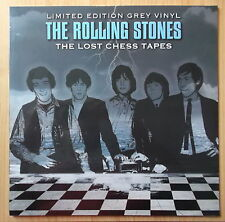 THE ROLLING STONES LP: THE LOST CHESS TAPES (2016, NEU; LTD.EDT.GREY VINYL)