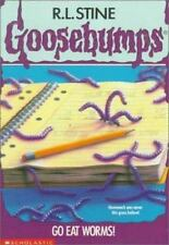 Go Eat Worms (Goosebumps, No. 21) by R. L. Stine, Good Book
