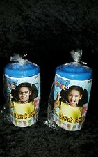 2 Slushy Magic Frozen Drink Cup Kids~ As Seen On TV~ NO STRAWS