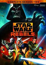 STAR WARS REBELS: THE COMPLETE SEASON 2 - 4-DISC DVD (DVD)