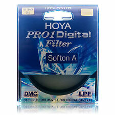 Genuine Hoya 52mm Softon A Pro1 1D Digital  Softon A Filter - Free Delivery