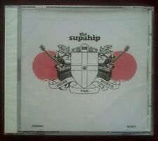 Supahip – antigrippaggio The World MONO/not lame CD 2005/New-Sealed Archive copy