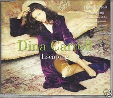 DINA CARROLL - Escaping 4 Track Remix DCCD1 1st Pressing UK (CD 1996) NEW