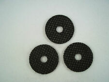 Carbon Smooth Drag washer kit Shimano Stradic 4000FG 5000FG 2000FG