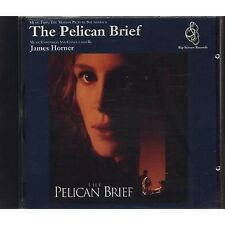 JAMES HORNER - The Pelican brief Il rapporto Pelican CD OST 1993 NEW NOT SEALED
