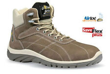 SCARPA ANTINFORTUNISTICA HALTEK U-POWER REBEL S3 SRC PUNTA ALLUMINIO UPOWER