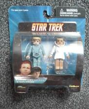 STAR TREK ART Asylum Decker Ilia Film movimento MINIMATES Nuova Figura