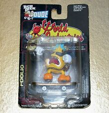 "TECH DECK DUDE 2002 World Industries 5659 ""FOOLIO"" (Skate Crew Series 1) NISP"