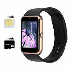 Bluetooth Smart Watch Phone For Android Samsung Galaxy S6 Edge Plus S5 S3 LG G3