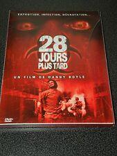 DVD  28 JOURS PLUS TARD  danny boyle   langue française