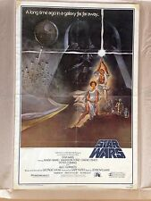 Star Wars  1977 Original Movie Poster 77/21