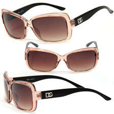 Womens Fashion Sunglasses w/ Pouch DG - T. Brn DG 131