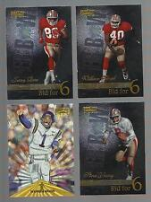 1996 Pinnacle Trophy Collection #190 JERRY RICE  FREE COMBINED S&H