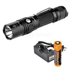 Fenix PD35TAC 1000 Lumen LED Tactical Flashlight w/ Rechargeable Batt & Charger
