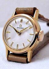 Omega Damenuhr Armbanduhr Top Vintage 60 er Jahre