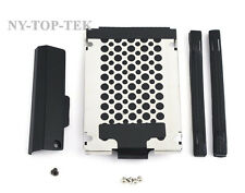HDD Hard Drive Cover + Caddy Rails For IBM/Lenovo Thinkpad T420s T420si T430s