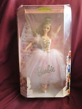 "Mattel 1996 Barbie Doll ""The Sugar Plum Fairy "" First Edition Classic Ballet"