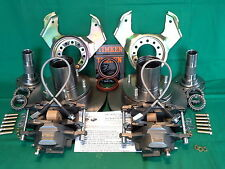 1968 Early Ford Bronco new front Drum-to-DISC BRAKE CONVERSION KIT for dana 30