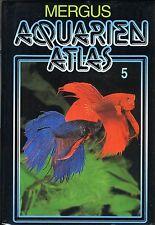 BAENSCH: Aquarium Atlas Volume 5, Hardcover
