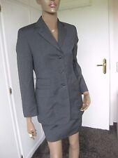 Windsor-costume taille 34-Anthracite-rock, Blazer pure laine vierge