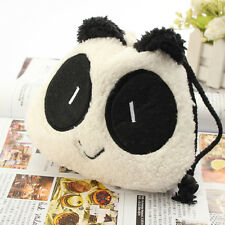 Cute Panda Fluffy Pouch Cover Pocket Fuji Instax Mini 7s 8 25 50s Camera Bag