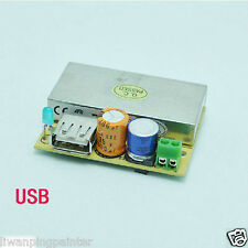 DC-DC 32-72V to 5V Converter USB Buck Isolated Power Supply Module For E-bike