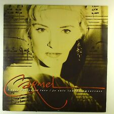 "12"" Maxi - Carmel  - I Have Fallen In Love / Moving - A4294"