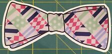 VINEYARD VINES  BOW TIE BOWTIE KENTUCKY DERBY  VINYL STICKER DECAL SOUTHERN PROP