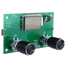 New DSP & PLL LCD Digital Stereo FM Radio Receiver Module w/Serial Control