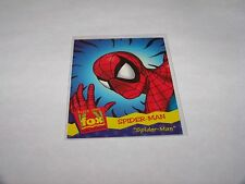 MARVEL COMICS SPIDERMAN SPIDER-MAN 1995 FLEER FOX KIDS NETWORK #63
