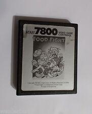 """ATARI 7800 - """" Food Fight """" - MODUL"""