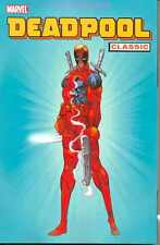 DEADPOOL CLASSIC VOL 1 TPB NEW MUTANTS 98 CIRCLE CHASE 1 2 3 4 WADE WILSON NEW