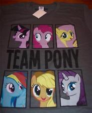 MY LITTLE PONY Ponies TEAM PONY T-shirt 2XL XXL NEW w/ TAG