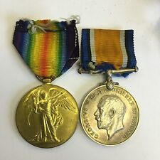 WW1 PAIR WAR AND VICTORY MEDAL COLOUR SERGEANT J H MORLEY ROYAL SUSSEX REGIMENT