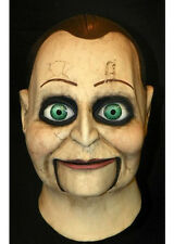Deluxe Ventriloquists Doll Billy Puppet Mask